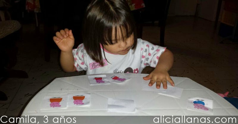 niña con sindrome de down trabajando