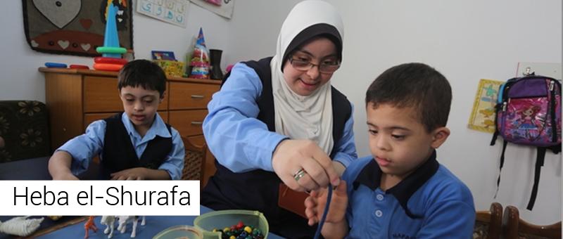 Heba el-Shurafa