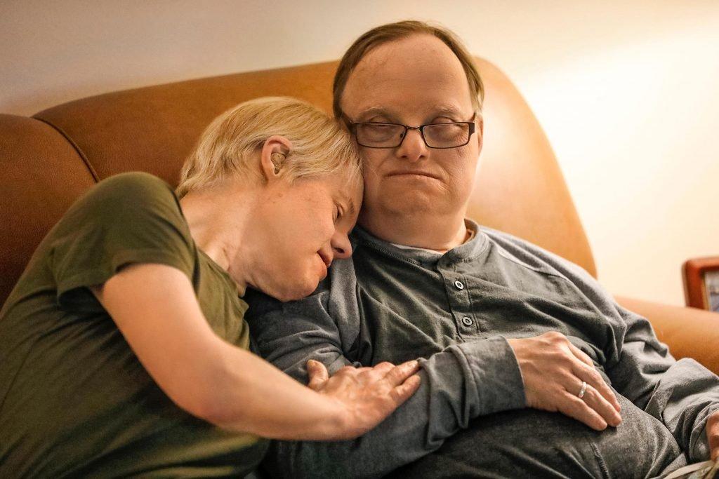 Matrimonio con síndrome de Down